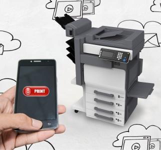 הדפסת ענן